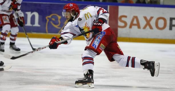 Hockey - L. Magnus - Ligue Magnus : Grenoble bat Mulhouse aux tirs au but