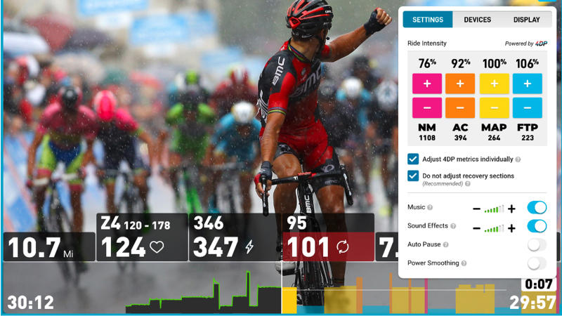 Best indoor cycling apps: The Sufferfest