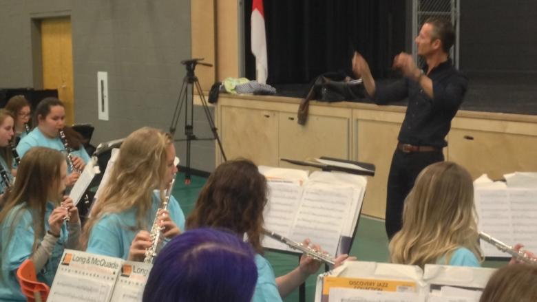 Canada's National Arts Centre Orchestra performs in Eskasoni First Nation