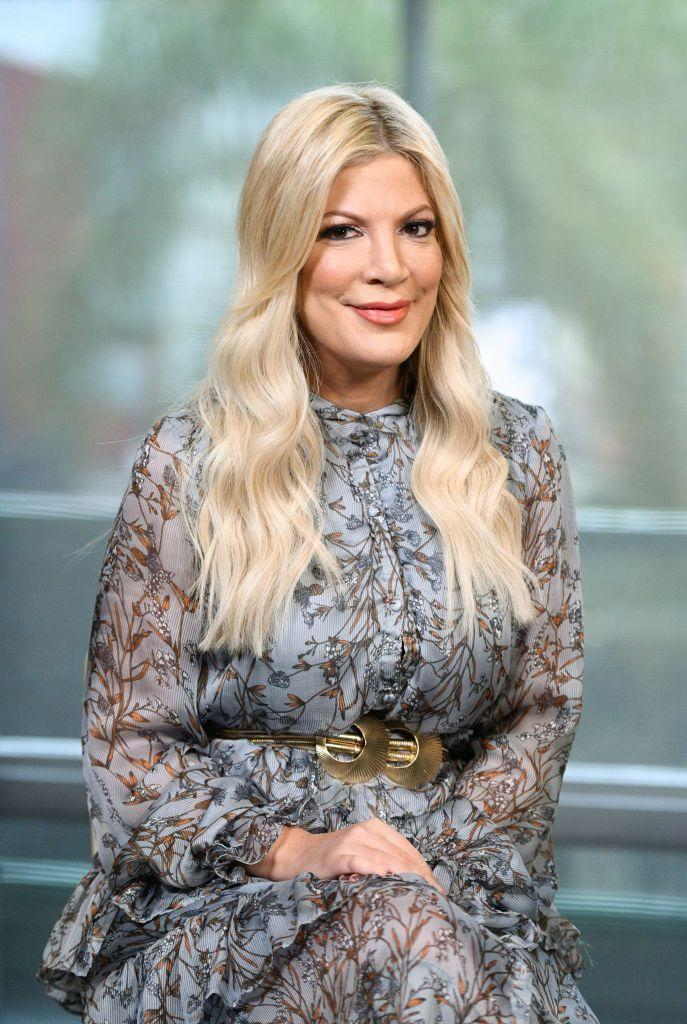 "<p>In a <a href=""https://www.nydailynews.com/entertainment/gossip/tori-spelling-regrets-breast-implants-denise-richards-happy-surgeries-article-1.155769"" rel=""nofollow noopener"" target=""_blank"" data-ylk=""slk:2011 interview with Good Morning America"" class=""link rapid-noclick-resp"">2011 interview with <em>Good Morning America</em></a>, Tori Spelling said she regretted getting her breast implants. ""Well I got my boobs done in my early 20's and if I had known it would or could possibly impact production of milk, I would never had had them done,"" said the <em>Beverly Hills 90201 </em>star and mother of five.</p>"