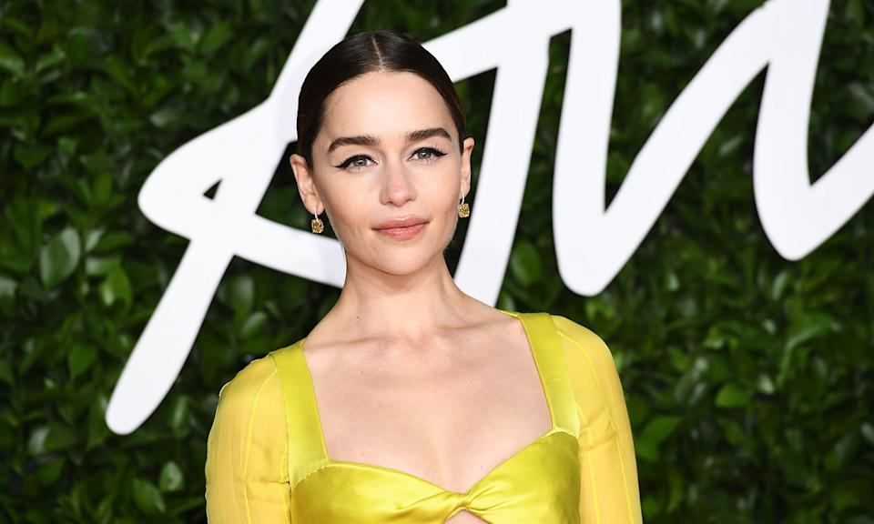 Emilia Clarke appeared as Daenerys Targaryen for the final time as <em>Game of Thrones</em> came to an end this year. On top of that, the actor also found herself as a talking point when she candidly opened up about the two brain aneurysms she suffered a few years ago that could've killed her. Thankfully, Clarke pulled through and she's gone on to have a festive box office hit with<em> Last Christmas</em>. (Jeff Spicer/BFC/Getty Images)