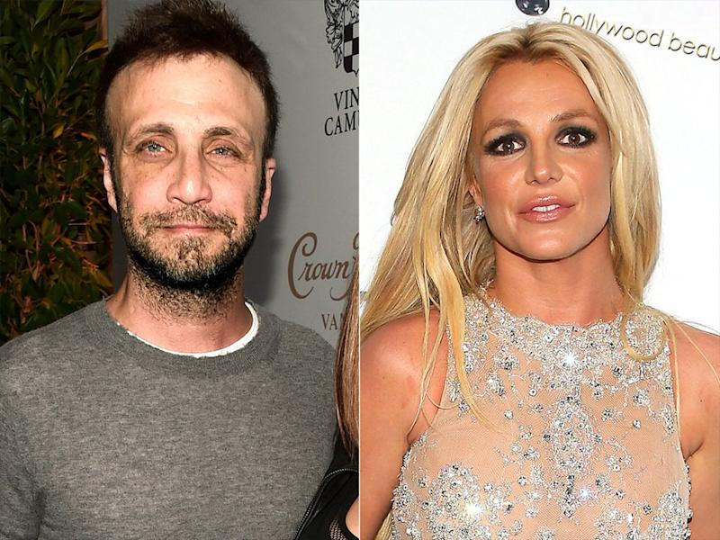 Larry Ruldoph; Britney Spears. | Alberto E. Rodriguez/Getty; JB Lacroix/WireImage