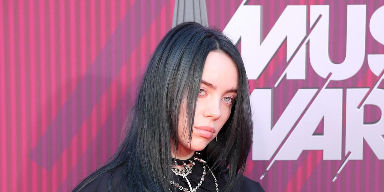 Billie Eilish Just Got The Most Badass Hair Colour We Ve Ever Seen