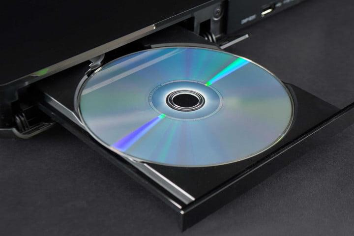 Panasonic DMP-BD91 BD blu-ray player tray