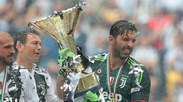 Alphonse Areola's place as PSG's number one has been backed by Nasser Al-Khelaifi, despite links to Gianluigi Buffon.