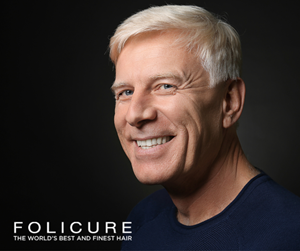 Happy and satisfied clients share experiences when they decide to get hair replacement at Folicure Hair.