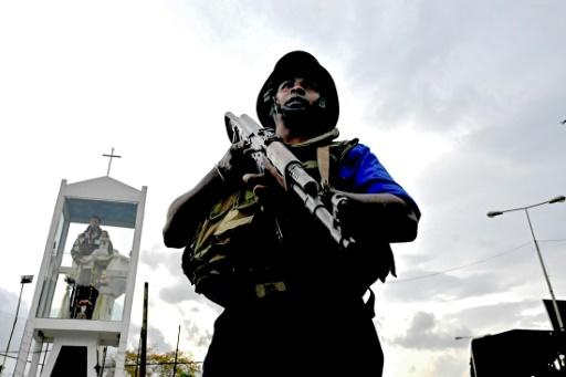 The Sri Lankan government imposed a state of emergency which gave police and the military special powers to counter militant strikes