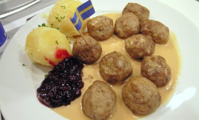 Ikea's Swedish meatballs have some unwanted additives.