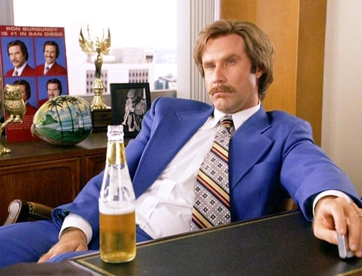 """An """"Anchorman""""-inspired bar is coming to LA, just in case you forgot to stay classy"""