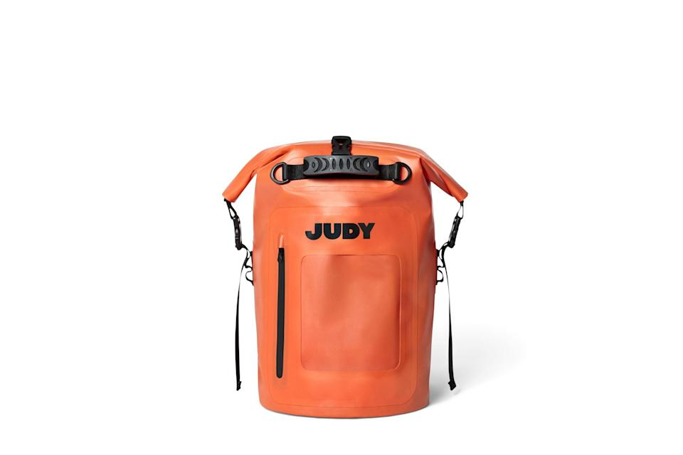 """<p><strong>Judy</strong></p><p>amazon.com</p><p><strong>$195.00</strong></p><p><a href=""""https://www.amazon.com/dp/B085Z16GW4?tag=syn-yahoo-20&ascsubtag=%5Bartid%7C2141.g.37374115%5Bsrc%7Cyahoo-us"""" rel=""""nofollow noopener"""" target=""""_blank"""" data-ylk=""""slk:Shop Now"""" class=""""link rapid-noclick-resp"""">Shop Now</a></p><p>Be ready for anything with the Judy Mover Max. This waterproof backpack is filled with supplies handpicked by emergency-preparedness experts—food, tools, first aid, a hand-crank radio with a flashlight, glow sticks, gloves, blankets, and more. Whether you keep it in your car trunk or store it in the basement, it can support up to four people for 72 hours. (Really want to be prepared? The just-launched<a href=""""https://www.amazon.com/JUDY-Power-Portable-Station-Perfect/dp/B09BNYRHQG/ref=sr_1_6?tag=syn-yahoo-20&ascsubtag=%5Bartid%7C2141.g.37374115%5Bsrc%7Cyahoo-us"""" rel=""""nofollow noopener"""" target=""""_blank"""" data-ylk=""""slk:Judy Power"""" class=""""link rapid-noclick-resp""""> Judy Power</a> is a super compact portable generator that can be charged via a wall outlet or your car charger.)</p>"""