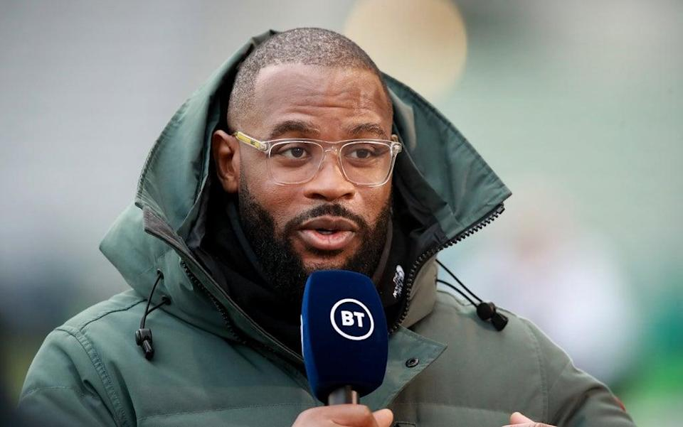 Ugo Monye has been unveiled as one of the new team captains on A Question of Sport   (Getty Images)