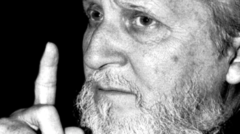 David Berg (pictured in a documentary by Real Stories) founded the sex cult Children of God in the '60s. Photo: YouTube/Real Stories.