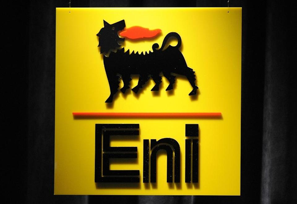 """The so-called Zohr project is """"the largest gas discovery ever made in Egypt and in the Mediterranean Sea,"""" ENI said in a statement (AFP Photo/Damien Meyer)"""