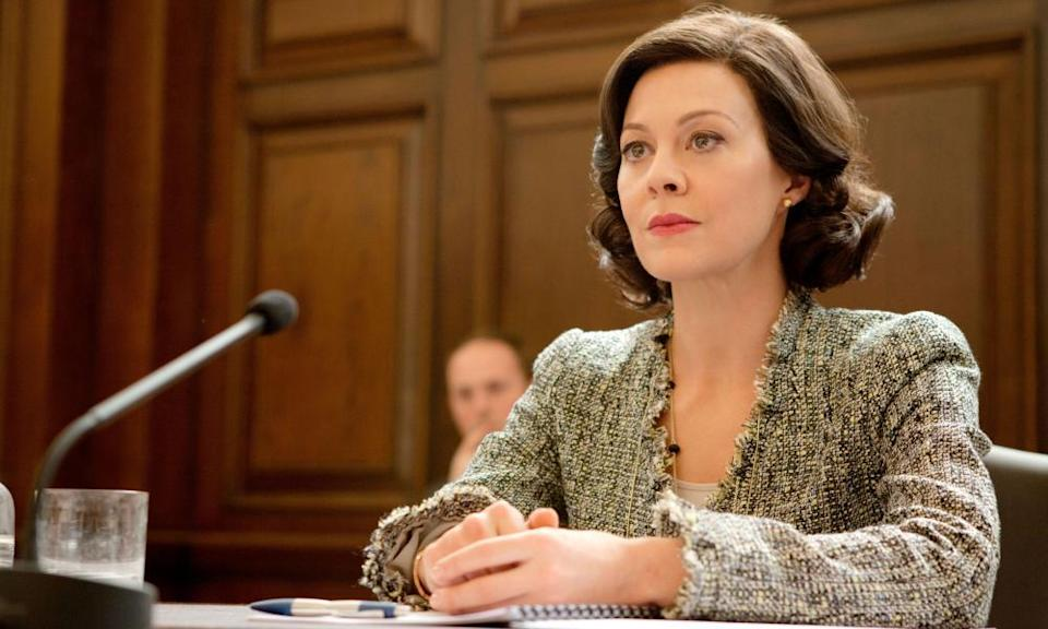 Helen McCrory in the Bond film Skyfall, 2012.