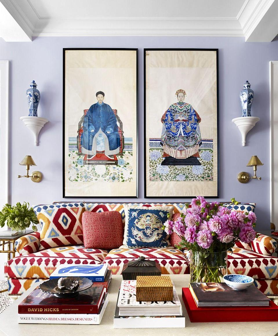 <p>Did you know that Kuba cloth inspired some of the 20th century's most famous artists? Or that chintz from India was once so popular in England that it was literally banned? Get the scoop behind four iconic textiles from around the globe—and check out some of our (shoppable!) favorites.</p>
