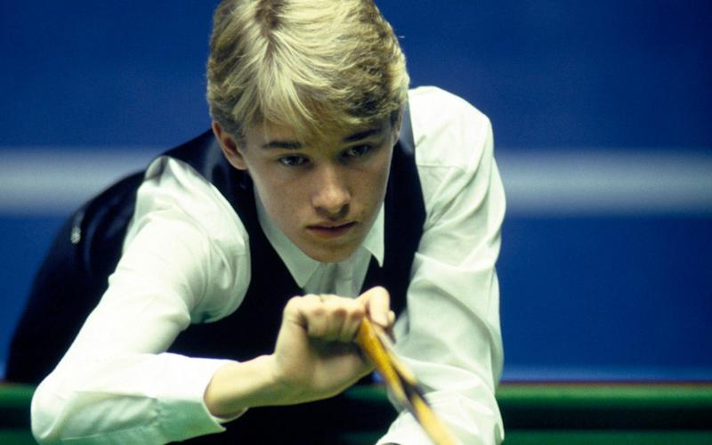 Stephen Hendry - Credit: getty images