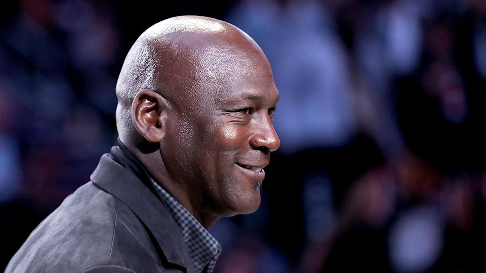 Michael Jordan's Hall of Fame comments about Steph Curry sparked controversy.