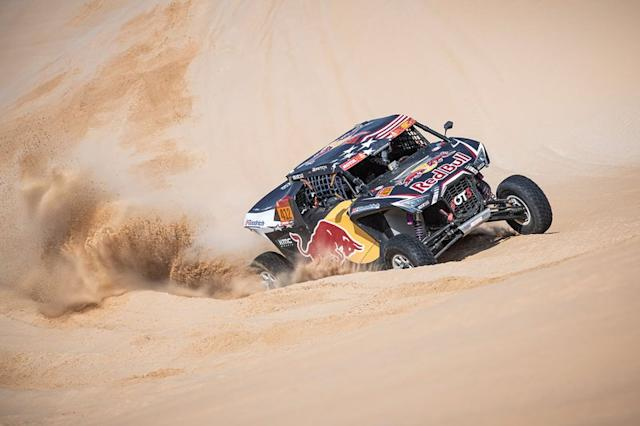 "#412 Red Bull Off-Road Team USA OT3: Mitchell Guthrie, Ola Floene <span class=""copyright"">Red Bull Content Pool</span>"