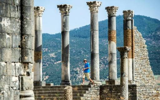 At the end of the 17th century, Sultan Moulay Ismail sent thousands of slaves to plunder Volubilis's marble columns for the construction of his palace in Meknes