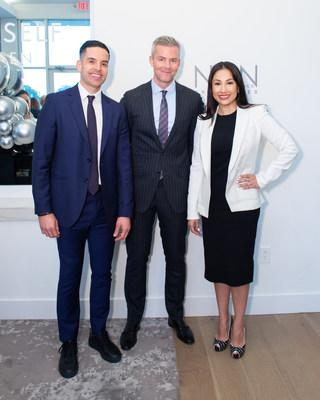 Nancy and José Almodovar of Nan and Company Properties/Christie's International Real Estate welcomed Bravo TV's Ryan Serhant to Houston for the real estate company's annual awards ceremony.