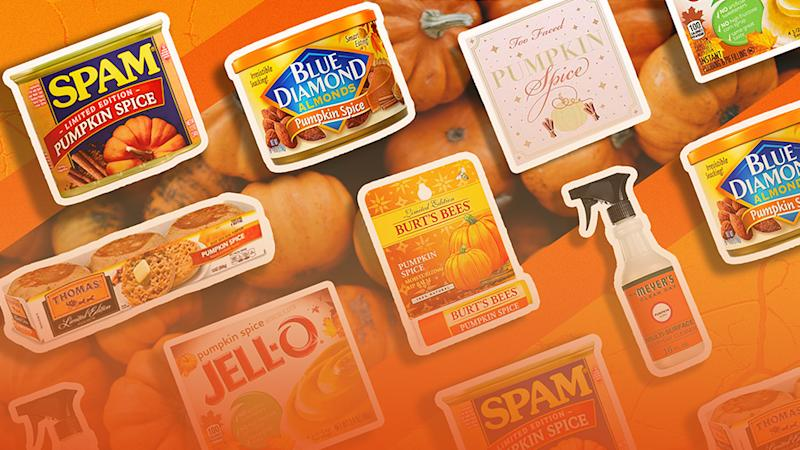 The Strangest Pumpkin Spice Products to Get You Ready for Basic Girl Autumn
