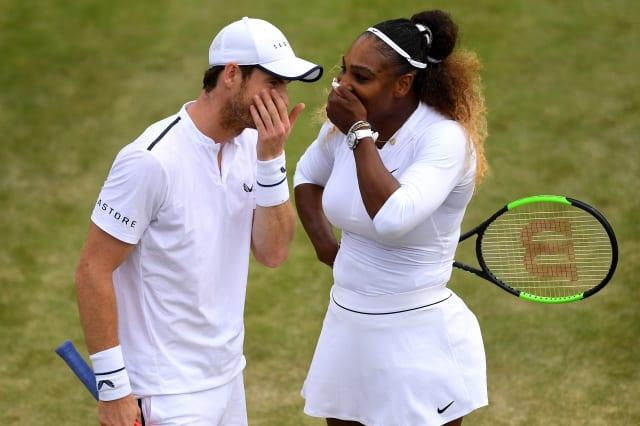 Top seeds too strong for Murray and Williams in mixed doubles at Wimbledon