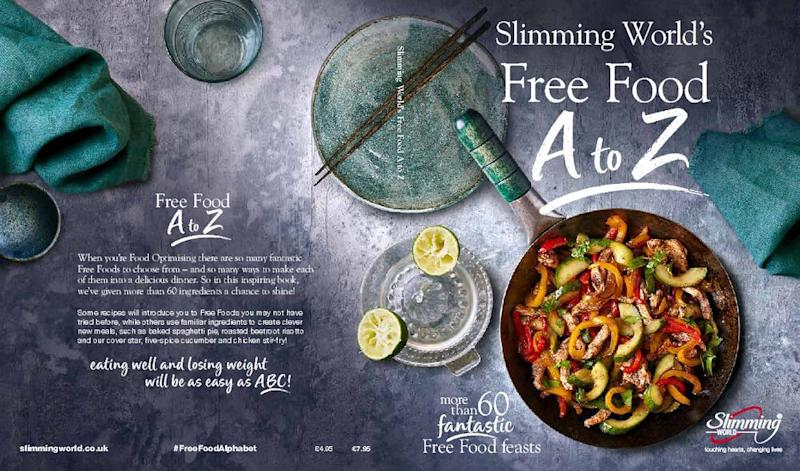 Photo credit: Slimming World A-Z Free Foods