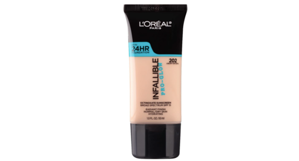 L'Oreal Paris Pro-Glow foundation