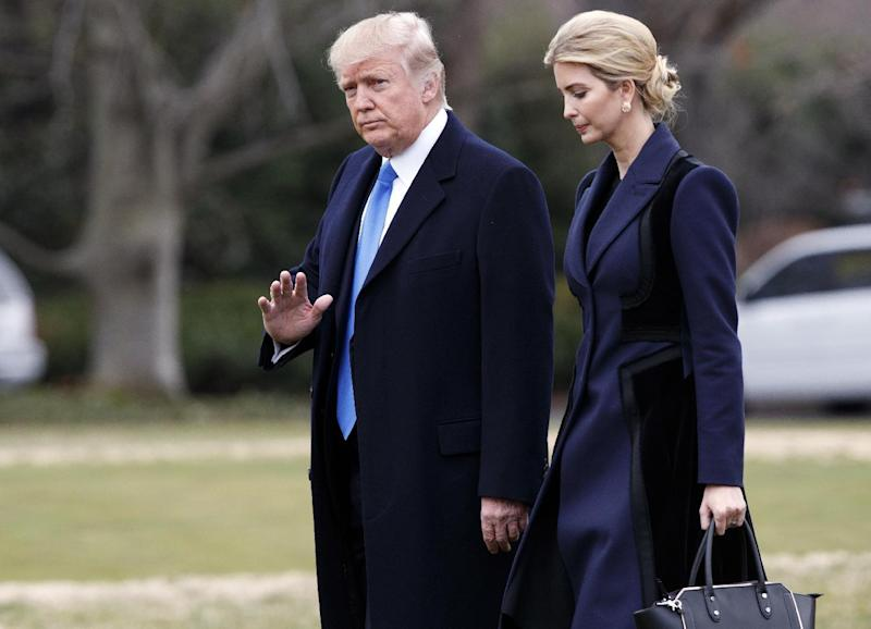 Nordstrom plans to drop Ivanka Trump's fashion line