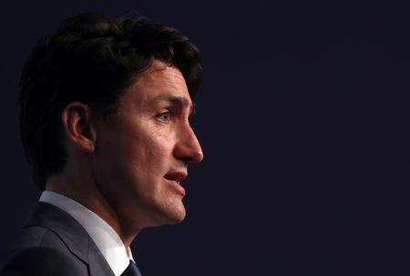 Canada looking for a way out of big Saudi arms deal - Trudeau