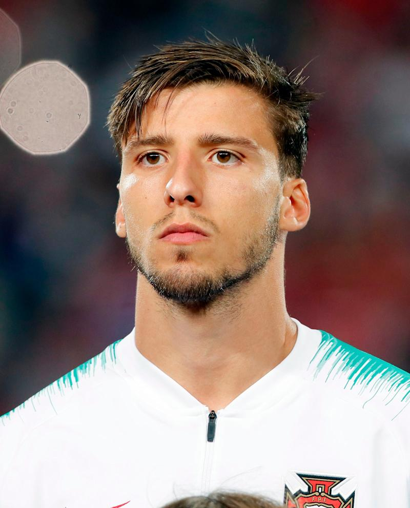 Benfica defender and Manchester City-bound Ruben Dias (AFP via Getty Images)