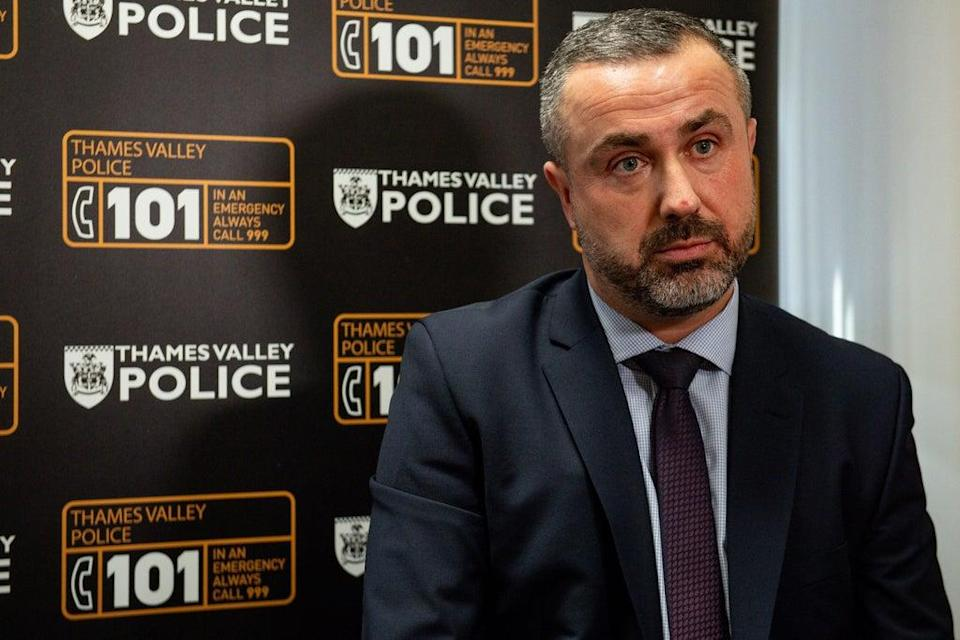 Detective Chief Inspector Andy Howard described the murder case as 'one of the most shocking' in his career (Jacob King/PA) (PA Archive)