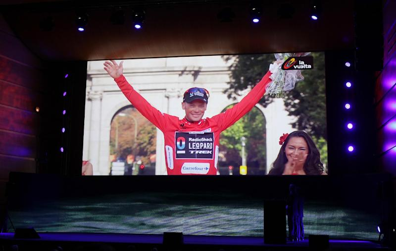 Cycling - Bronchitis rules champion Horner out of Tour of Spain