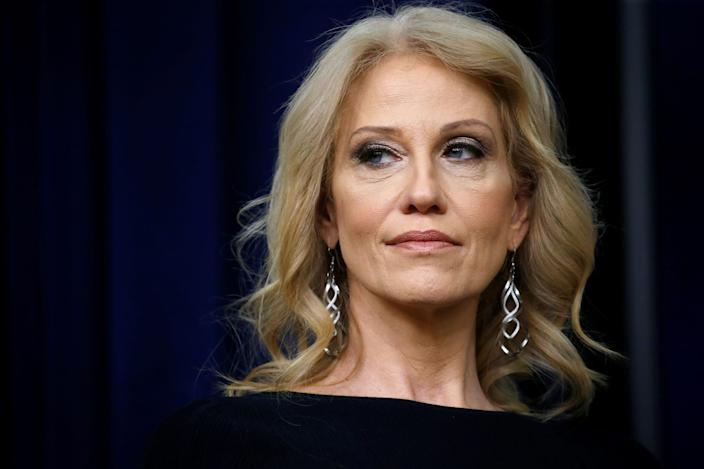kellyanne conway white house trump administration sexist 2