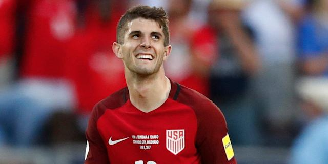 19-year-old wunderkind Christian Pulisic talks being the savior of American soccer, playing in Bundesliga, and his love of candy