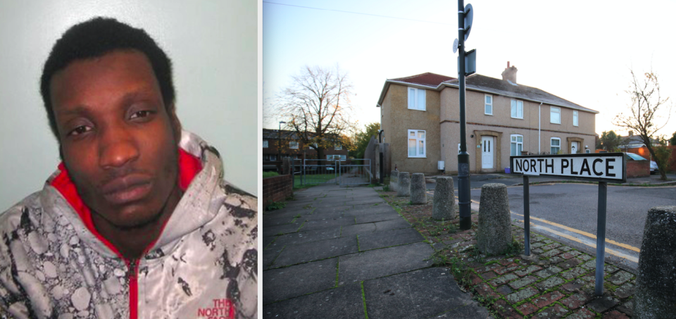 Kadian Nelson has been charged with rape and kidnap over an alleged attack in the North Place area of Mitcham. (PA)