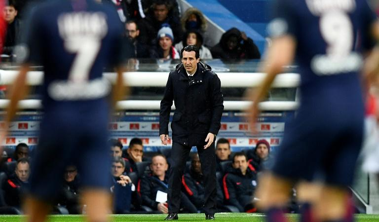 A modest player, Unai Emery (C) has proved a brilliant coach, giving Paris Saint-Germain their best chance yet of Champions League success
