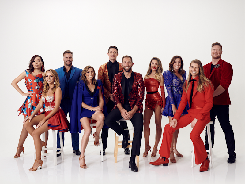 The Dancing With The Stars Australia cast