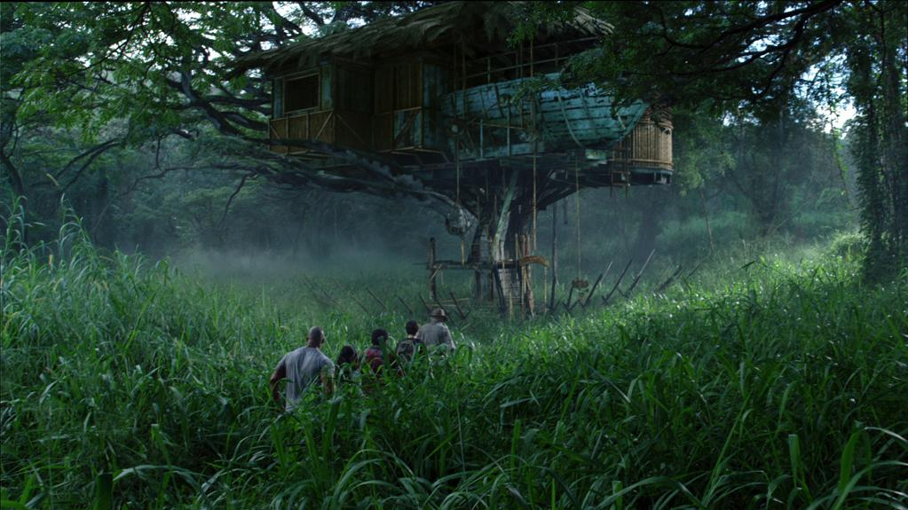 """Warner Bros. Pictures' <a href=""""http://movies.yahoo.com/movie/journey-2-the-mysterious-island/"""">Journey 2: The Mysterious Island</a> - 2012"""