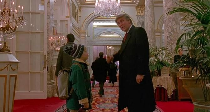 Donald J. Trump en Solo en casa 2 (20th Century Fox, YouTube)