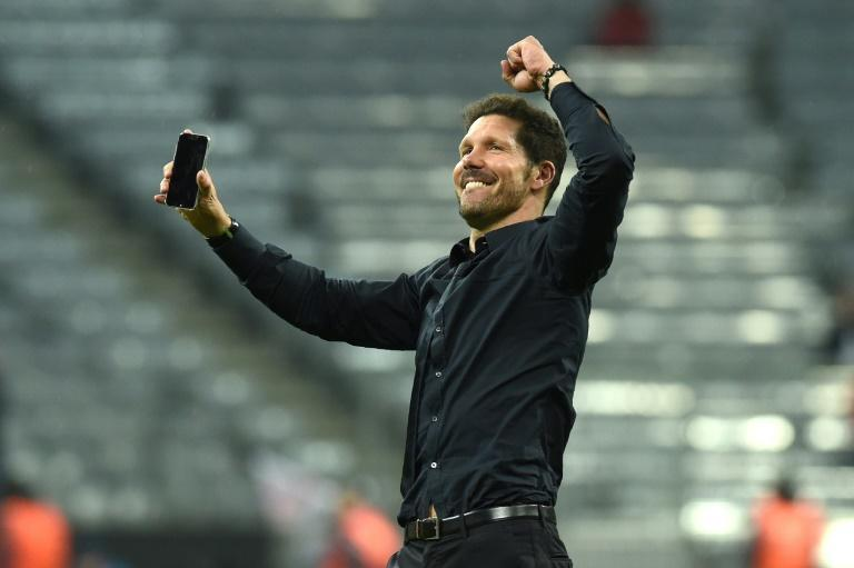 10 years and counting: Diego Simeone has established Atletico Madrid as a European force during his decade in charge