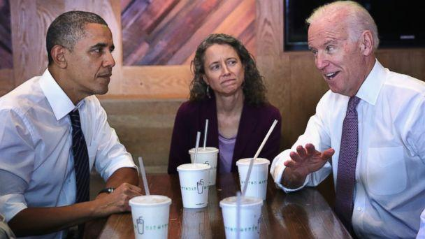 GTY obama biden shake shack jtm 140523 16x9 608 What Really Happens When Obama Sneaks Out of the White House