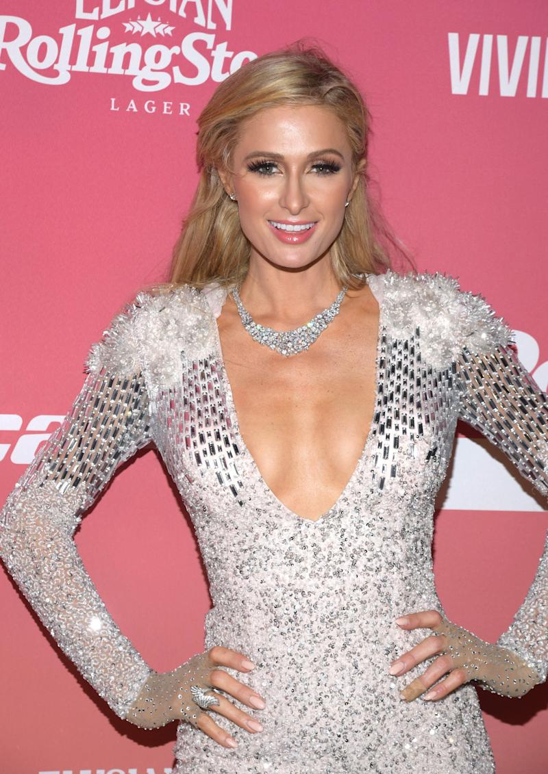 MIAMI, FLORIDA - FEBRUARY 01: Paris Hilton attends Rolling Stone Live Miami at SLS South Beach on February 01, 2020 in Miami, Florida. (Photo by Jason Kempin/Getty Images)