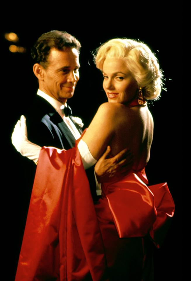 "Susan Griffiths played Marilyn in the 1991 made-for-TV movie ""<a href=""http://tv.yahoo.com/marilyn-and-me/show/16228"">Marilyn and Me</a>."""