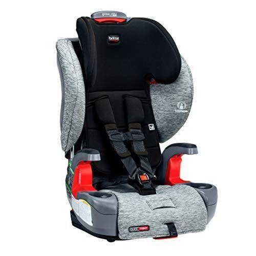 """<p><strong>Britax</strong></p><p>amazon.com</p><p><strong>$299.99</strong></p><p><a href=""""https://www.amazon.com/dp/B07VHX6YT3?tag=syn-yahoo-20&ascsubtag=%5Bartid%7C10055.g.36283367%5Bsrc%7Cyahoo-us"""" rel=""""nofollow noopener"""" target=""""_blank"""" data-ylk=""""slk:Shop Now"""" class=""""link rapid-noclick-resp"""">Shop Now</a></p><p>This booster seat transitions from forward-facing harness to high back booster and safely <strong>accommodates children up to 120 pounds and 63 inches tall, both noticeably higher than the upper limits on most booster car seats</strong>. Our testers loved the highly variable headrest and multiple cup and snack holders, and found it easy to install. However, at $300, this model is a bit more expensive than other options. </p>"""