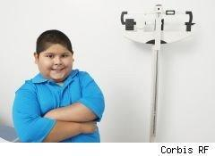 born obese, are u.s. kids doomed to be fat?
