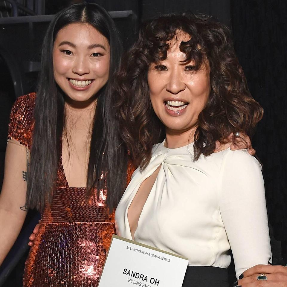 Awkwafina and Sandra Oh Answered Our Prayers and Will Play Sisters in New Netflix Movie