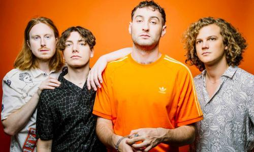 Sea Girls: Open Up Your Head review – yearning for the moshpit's return