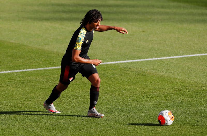 City's 41 million pound bid for Ake accepted by Bournemouth - report