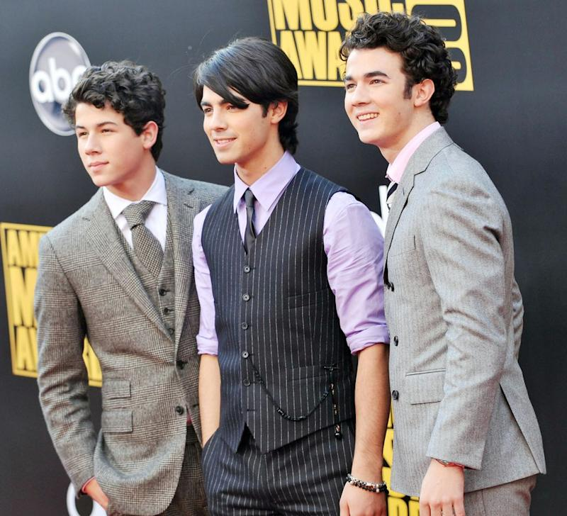 The Jonas Brothers (ca. 2008)